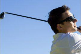 ゴルフ用カラー