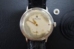 No.277  SEIKO (セイコー ) 手動巻き腕時計を修理しました