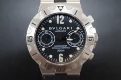 No.280  BVLGARI (ブルガリ ) 自動巻き腕時計を修理しました