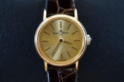No.279  BAUME & MERCIER (ボームアンドメルシエ ) クォーツ腕時計を修理しました