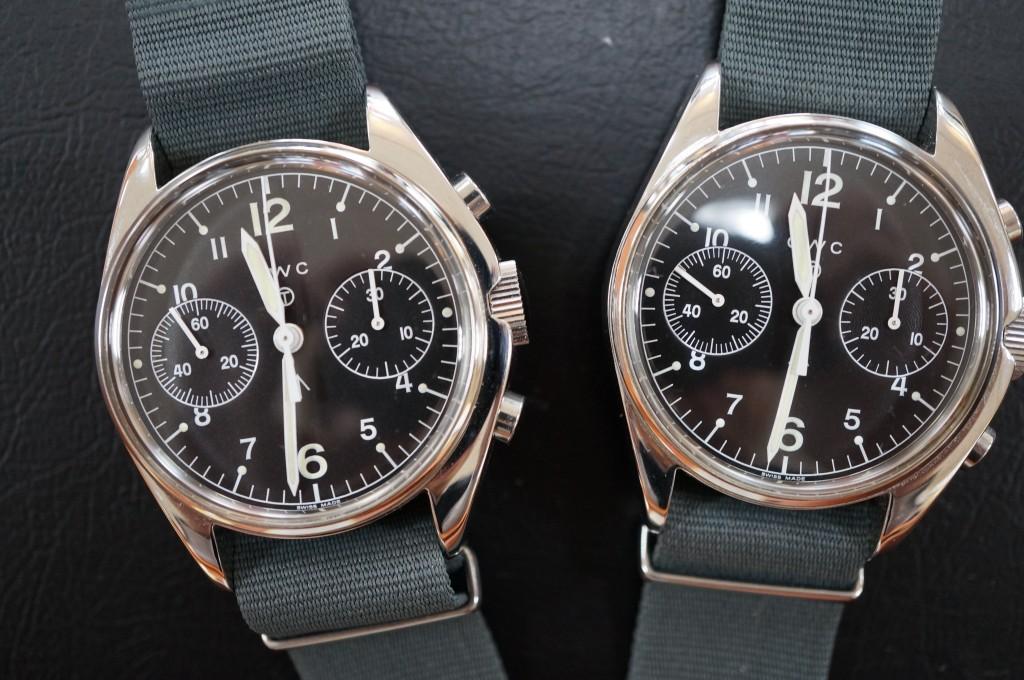 No.296 CWC.英国軍採用 手巻き腕時計を修理しました
