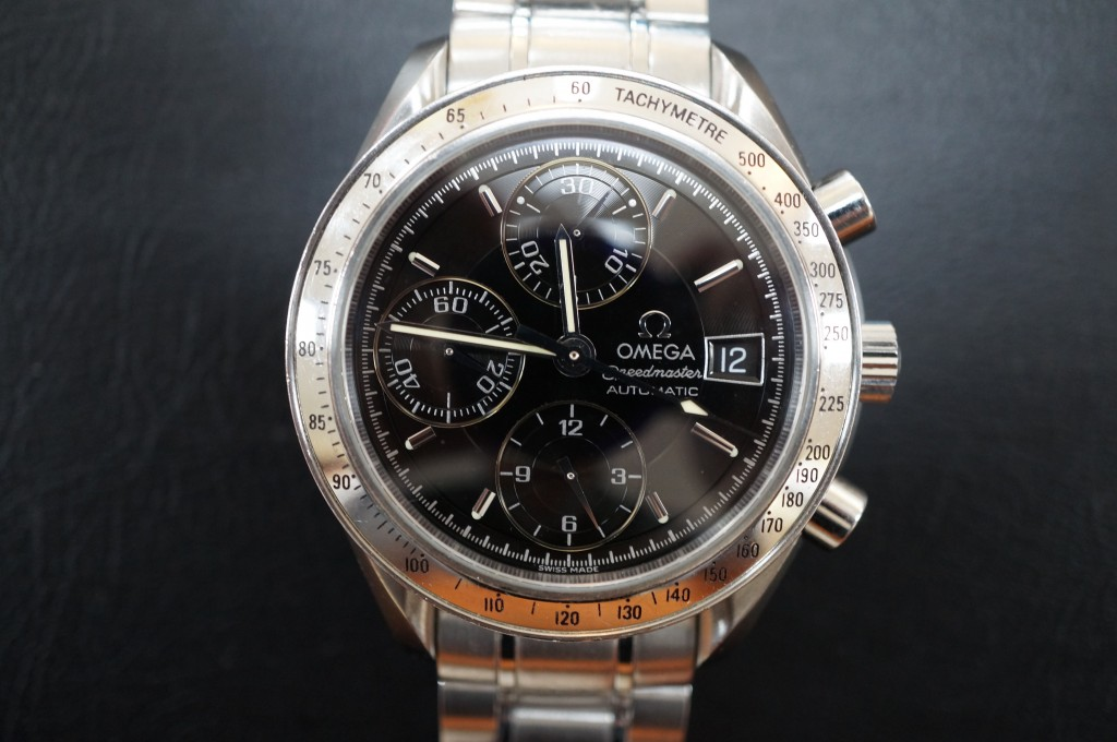 No.287  OMEGA Speedmaster(オメガスピードマスター) 自動巻き腕時計を修理しました