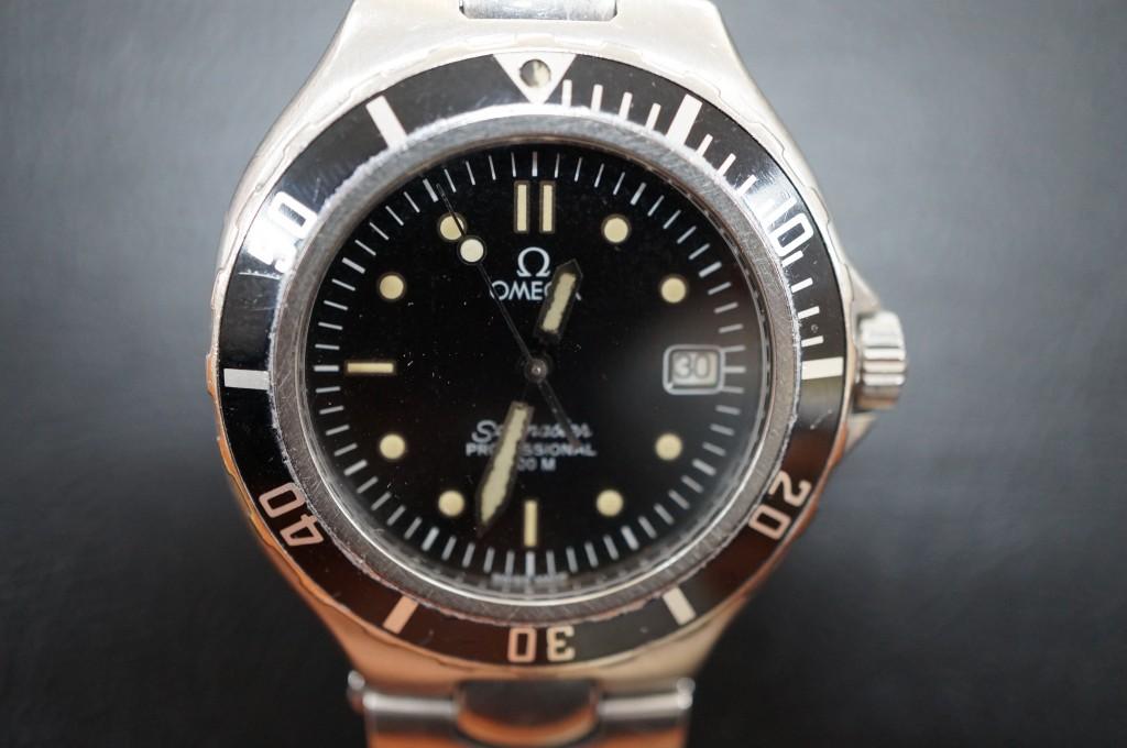 No.326  OMEGA (オメガ シーマスター)自動巻き腕時計を修理しました