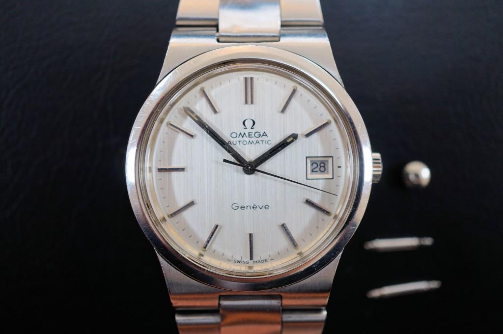 No.311  OMEGA (オメガ アンティーク)自動巻き腕時計を修理しました