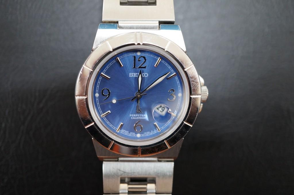 No.334  SEIKO LUKIA (セイコー ルキア) クォーツ腕時計を修理しました
