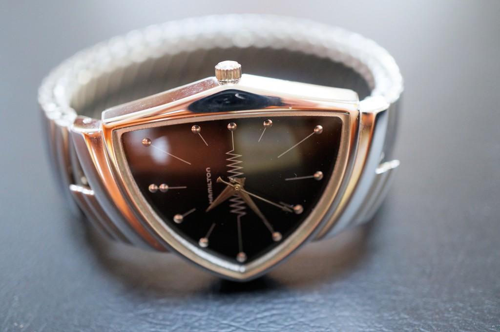 No.339  HAMILTON (ハミルトン)  クォーツ腕時計を修理しました