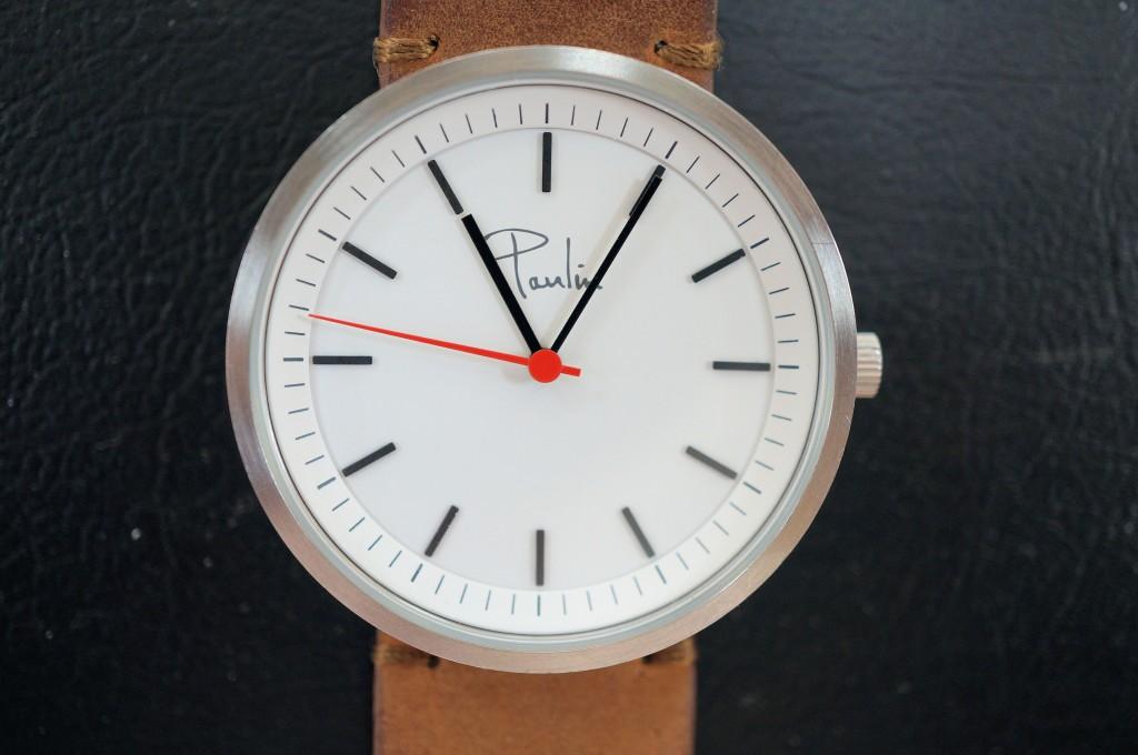 No.338  Paulin  クォーツ腕時計を修理しました