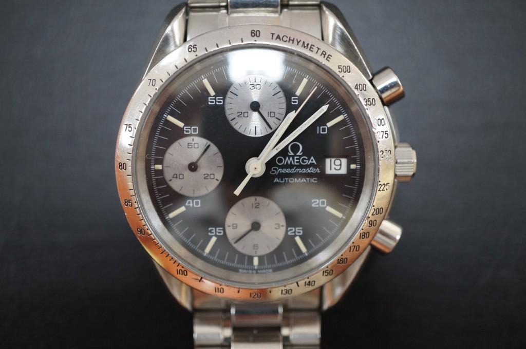 No.346  OMEGA (オメガ スピードマスター)自動巻き腕時計を修理しました