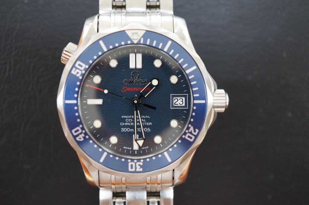 No.360  OMEGA (オメガ シーマスター)自動巻き腕時計を修理しました