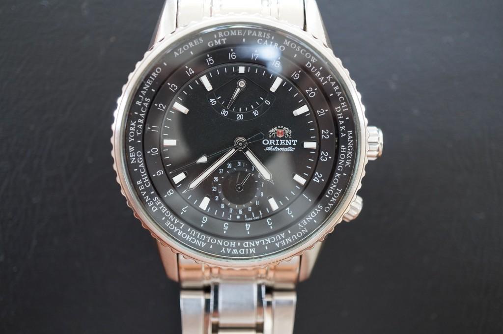 No.367  ORIENT (オリエント)クォーツ腕時計を修理しました
