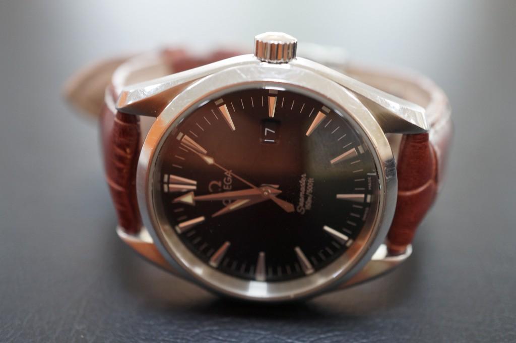 No.365  OMEGA (オメガ シーマスター)クォーツ腕時計を修理しました