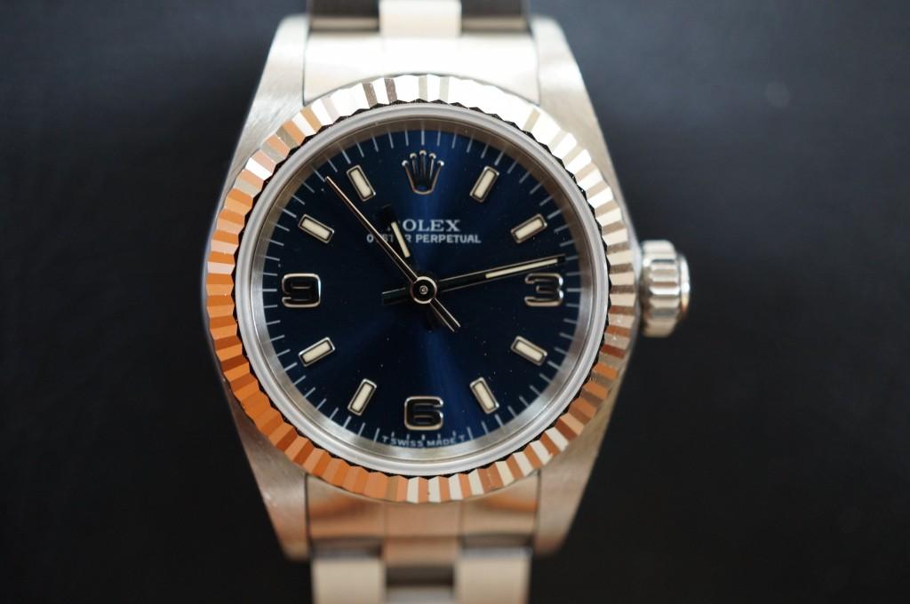 No.375  ROLEX (ロレックス) 自動巻き腕時計を修理しました