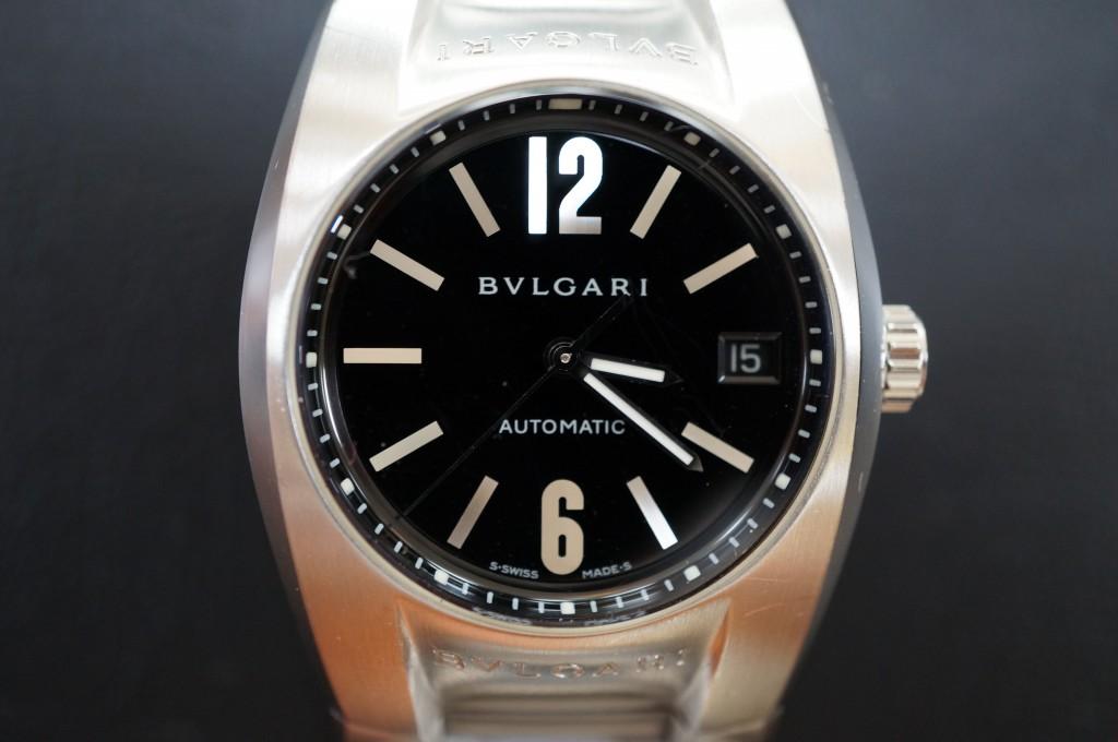 No.376  BVLGARI (ブルガリ) 自動巻き腕時計を修理しました