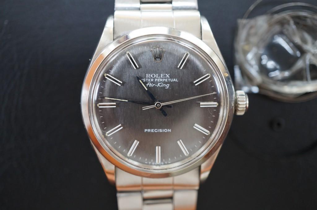 No.379  ROLEX (ロレックス) 自動巻き腕時計を修理しました
