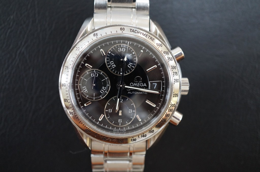 No.450  OMEGA  Speedmaster(オメガ スピードマスター)自動巻き腕時計を修理しました
