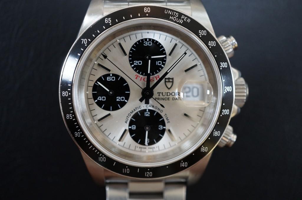 No.423  TUDOR(チュードル) 自動巻き腕時計を修理しました