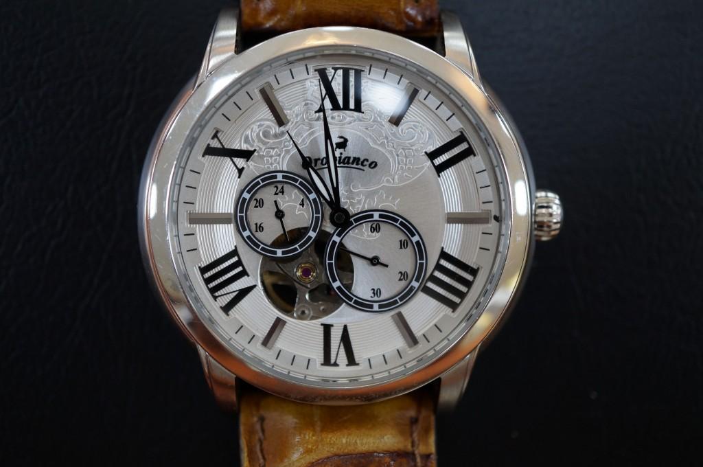No.419  orobianco クォーツ腕時計を修理しました