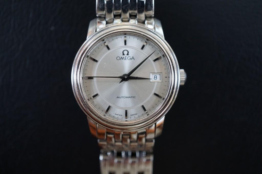 No.461  OMEGA (オメガ)自動巻き腕時計を修理しました