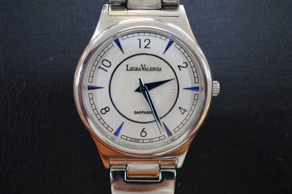 No.469  LEGRA  VALENCIA クォーツ腕時計を修理しました
