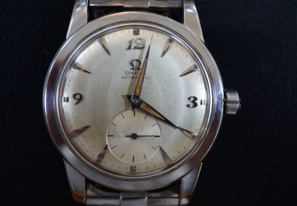 No.512  OMEGA (オメガ)自動巻き腕時計を修理しました