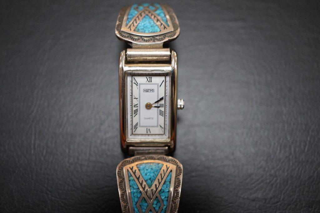 No.536  Harpo  クォーツ腕時計を修理しました
