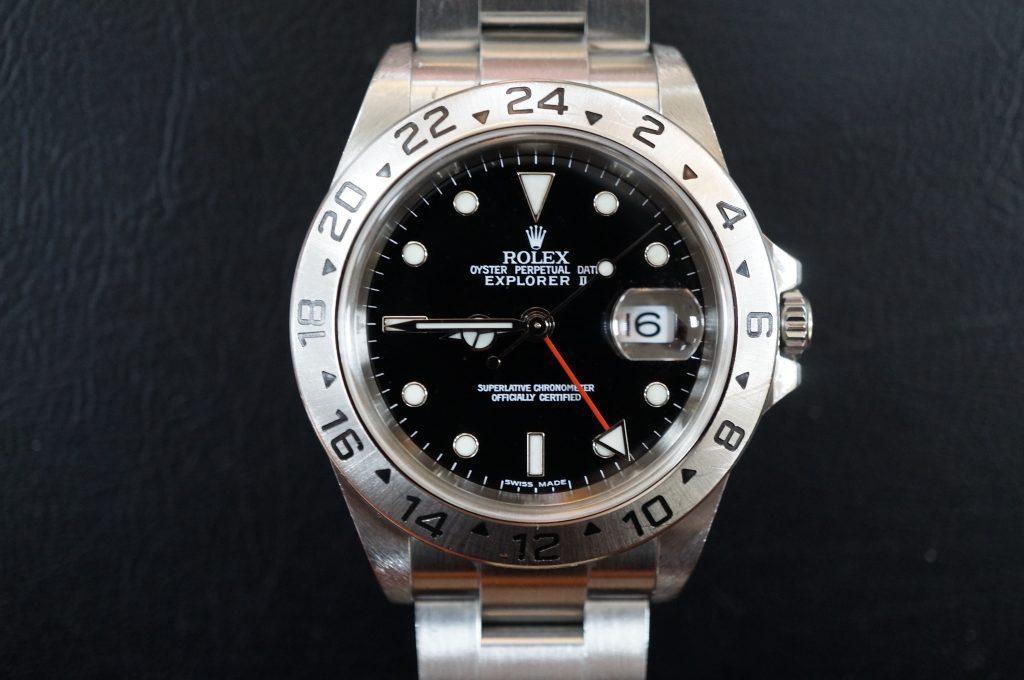No.520  ROLEX (ロレックス) 自動巻き腕時計を修理しました