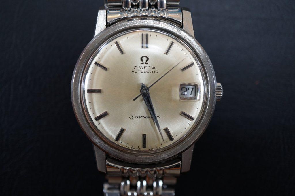 No.553  OMEGA Speedmaster (オメガスピードマスター)腕時計を修理しました