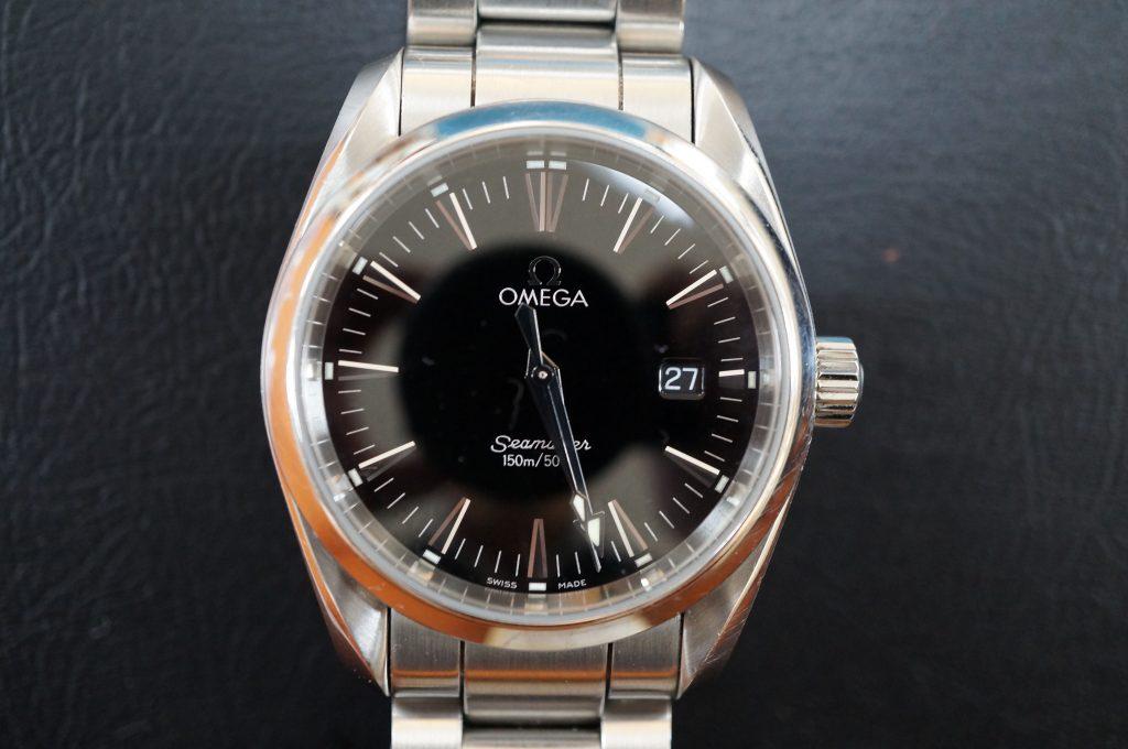 No.552  OMEGA Speedmaster (オメガスピードマスター)腕時計を修理しました
