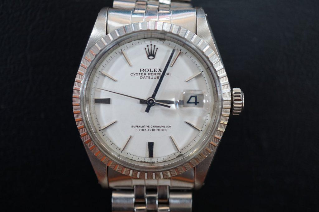 No.546  ROLEX (ロレックス) 自動巻き腕時計を修理しました