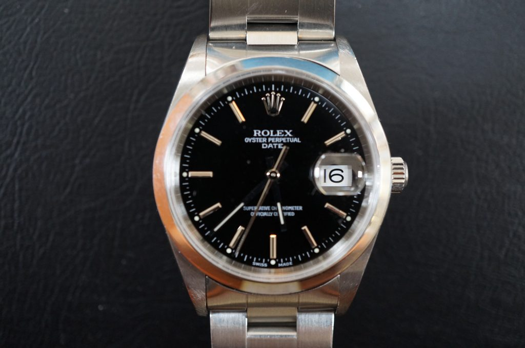 No.539  ROLEX (ロレックス) 自動巻き腕時計を修理しました