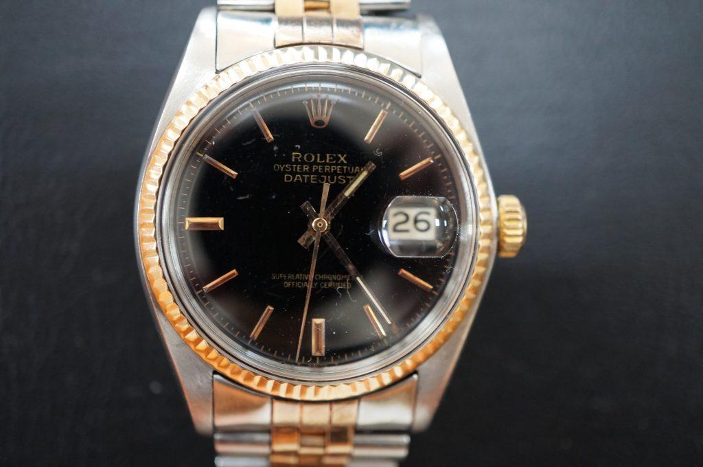 No.565  ROLEX (ロレックス) 自動巻き腕時計を修理しました