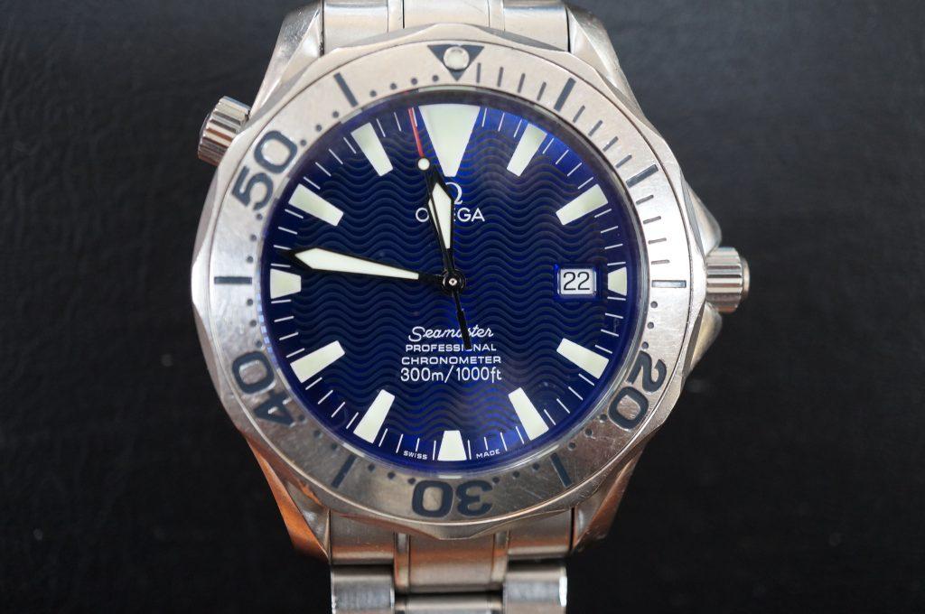 No.630   OMEGA Seamaster (オメガ シーマスター )  自動巻き腕時計を修理しました