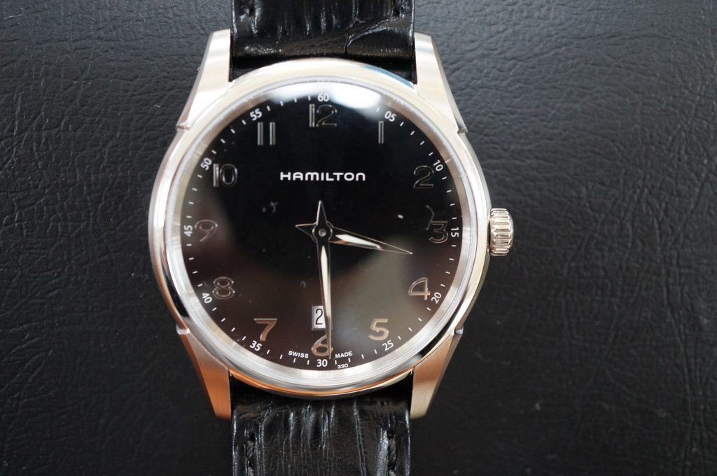 No.615  HAMILTON (ハミルトン) クォーツ腕時計を修理しました