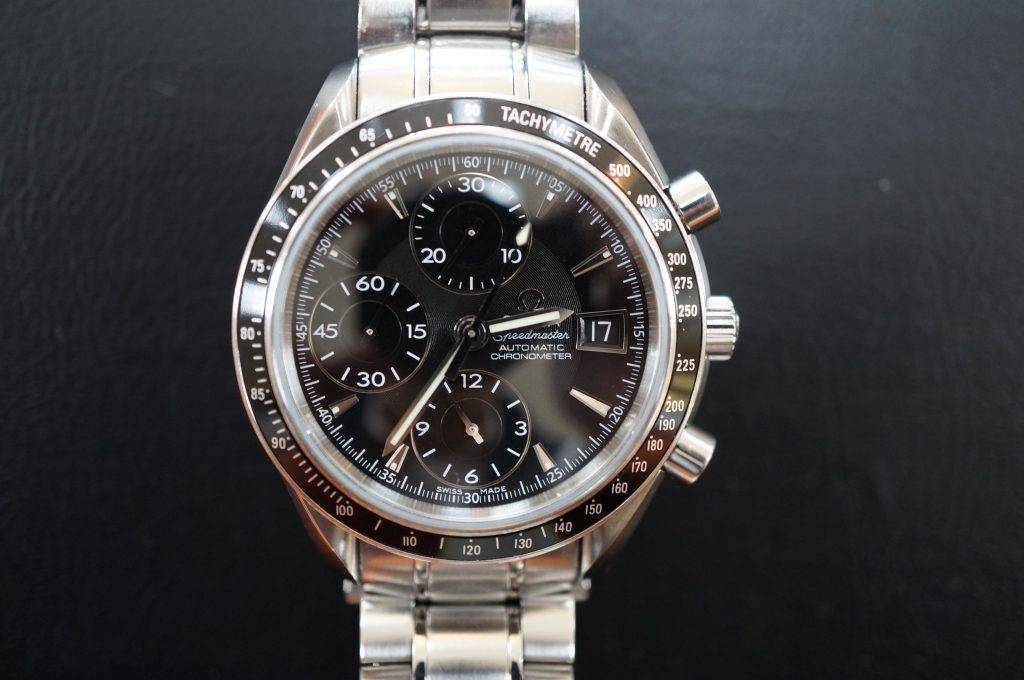 No.610  OMEGA Speedmaster (オメガスピードマスター)腕時計を修理しました