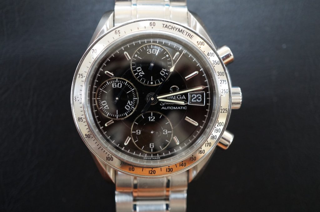 No.608  OMEGA Speedmaster (オメガスピードマスター)腕時計を修理しました