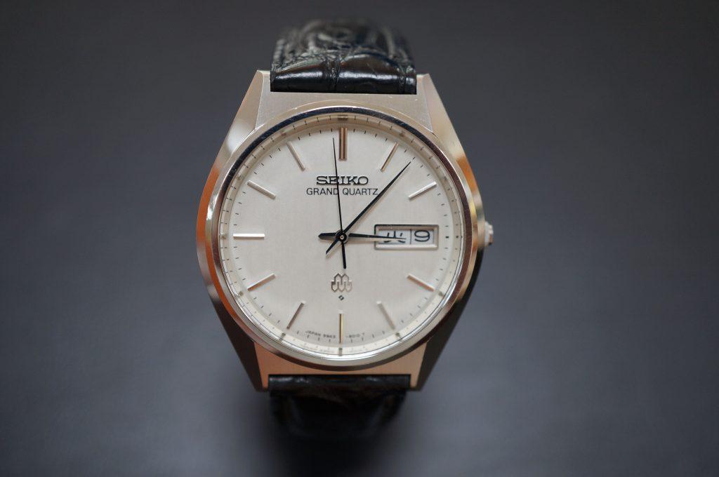 No.634  CITIZEN(シチズン) クォーツ 腕時計を修理しました
