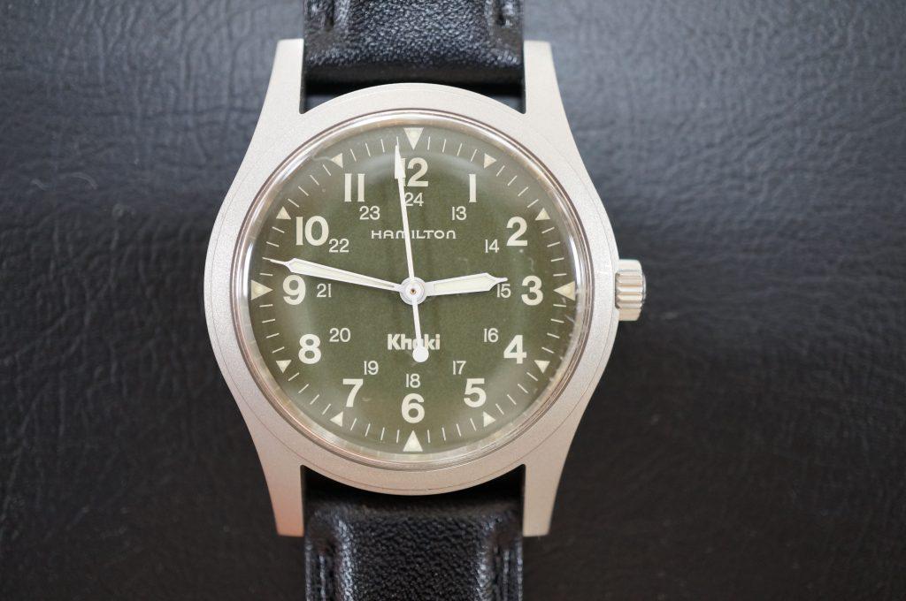 No.643  HAMILTON (ハミルトン) 自動巻き腕時計を修理しました