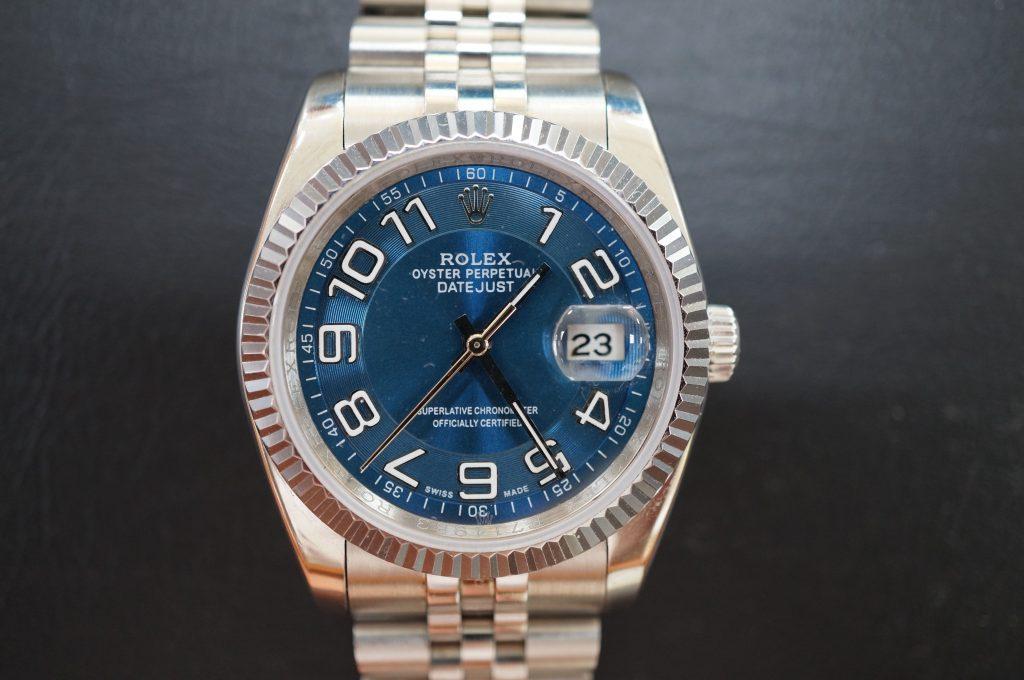 No.636  ROLEX (ロレックス)コピー 自動巻き腕時計を修理しました