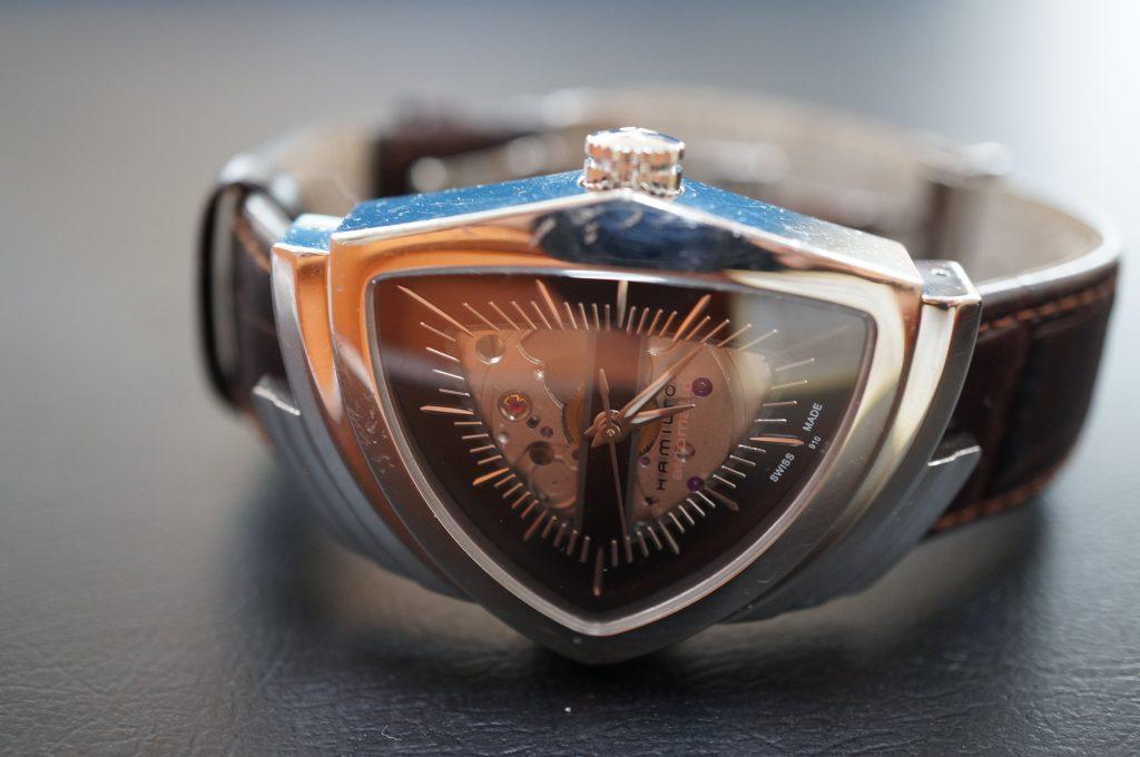 No.637  HAMILTON (ハミルトン) 自動巻き腕時計を修理しました