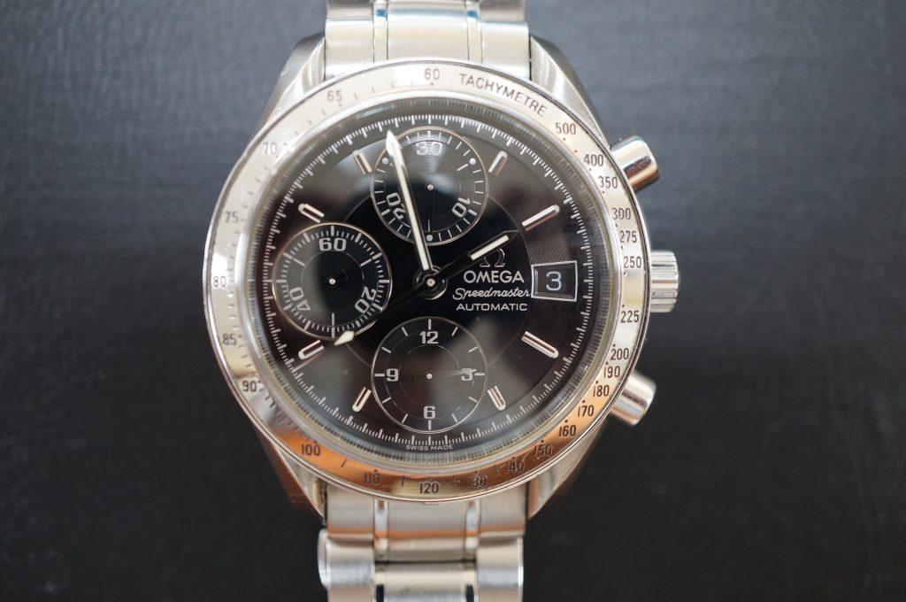 No.630  OMEGA Speedmaster (オメガスピードマスター) 自動巻き腕時計を修理しました