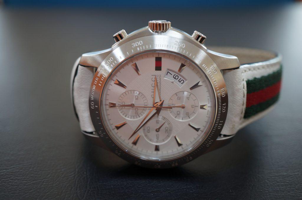 No.655  GUCCI (グッチ ) 自動巻き腕時計を修理しました