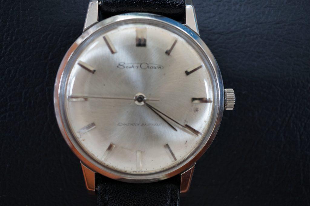 No.716    SEIKO (セイコー) 手巻き腕時計を修理しました