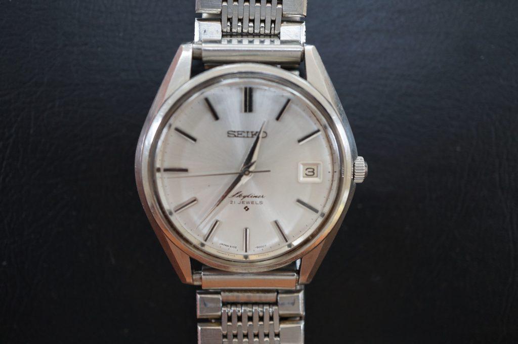 No.705   SEIKO (セイコー) クォーツ腕時計を修理しました