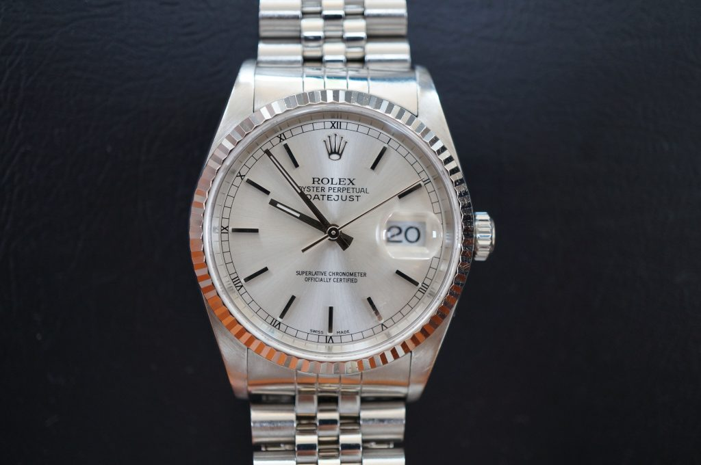 No.703  ROLEX (ロレックス ) 自動巻き腕時計を修理しました
