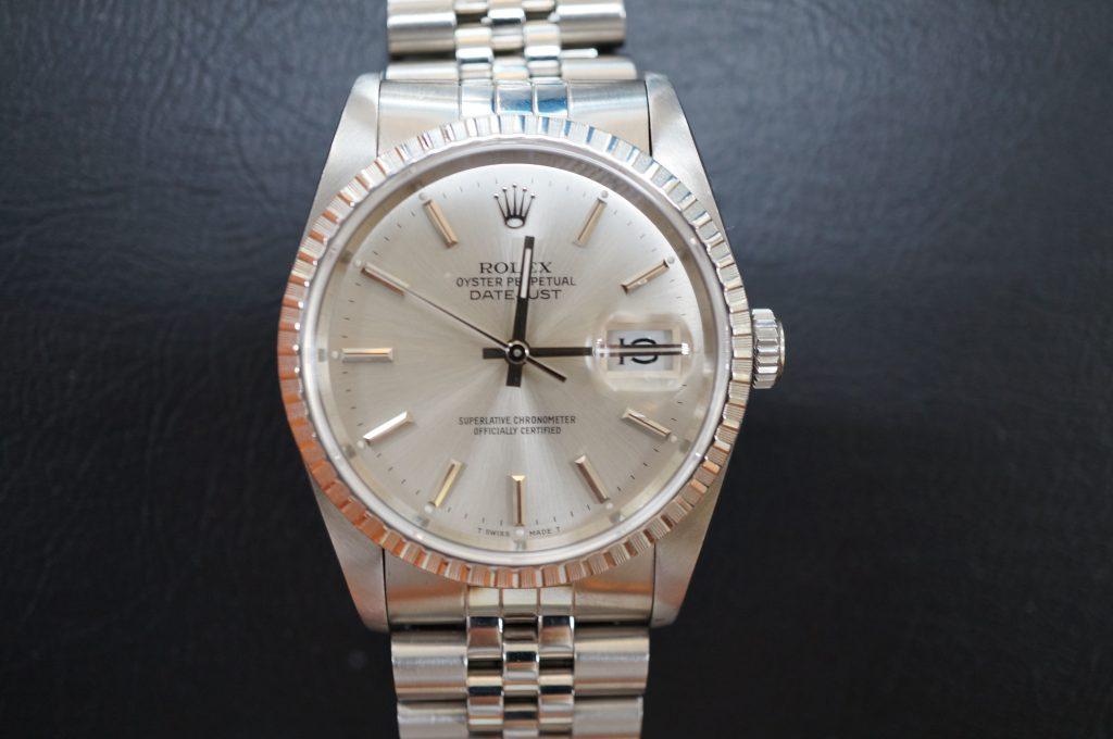No.704  ROLEX (ロレックス ) 自動巻き腕時計を修理しました
