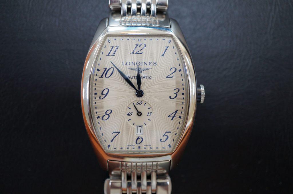 No.681   LONGINES (ロンジン) クォーツ腕時計を修理しました