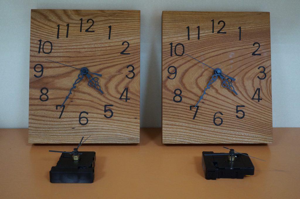 No.680   オリジナル クォーツ掛け時計を修理しました
