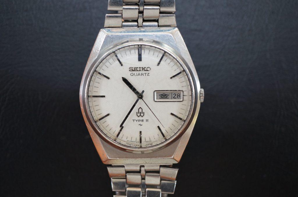 No.674   SEIKO (セイコー) クォーツ腕時計を修理しました