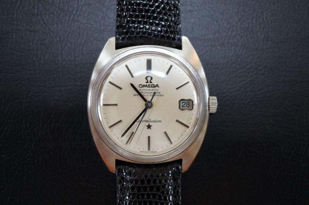 No.673  OMEGA  (オメガ) アンティーク 手巻き腕時計を修理しました