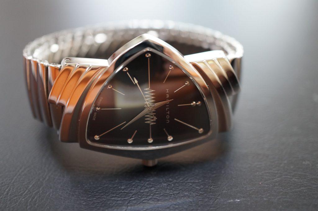 No.656   HAMILTON (ハミルトン) クォーツ腕時計を修理しました